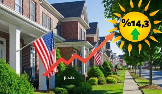 ABD Mayıs Ayı Konut Başlangıçları %4,3 Artsa da Beklentileri Karşılamadı