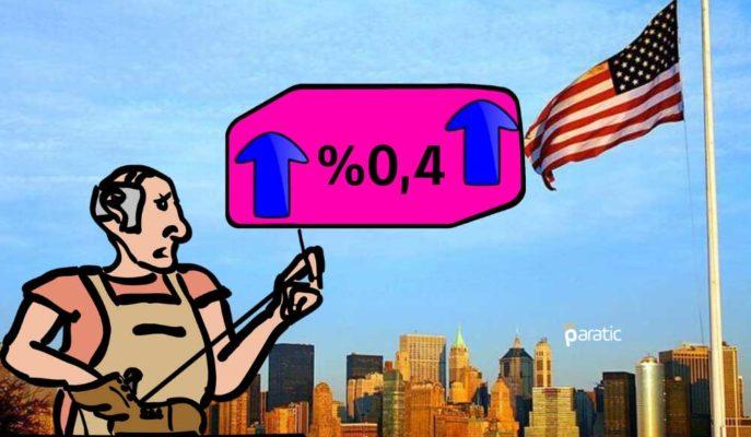 ABD'de Mayıs ÜFE'si %0,4'lük Sürpriz Artış Kaydetti