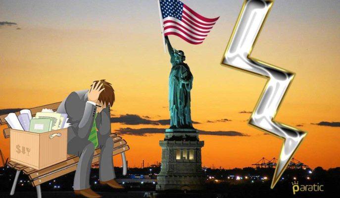 ABD Özel Sektör İstihdamı Mayıs'ta 2,7 Milyon Düşüşle Beklentinin Altında Geldi
