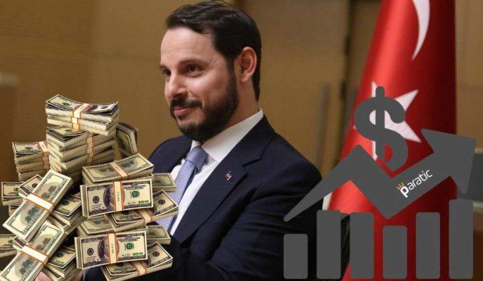 Albayrak'ın Swap Açıklaması Doların Yükselişini Durduramadı