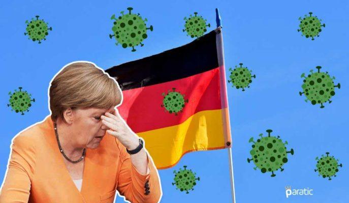 Almanya Şansölyesi Merkel: Virüsün Yarattığı Risk Hala Ciddi
