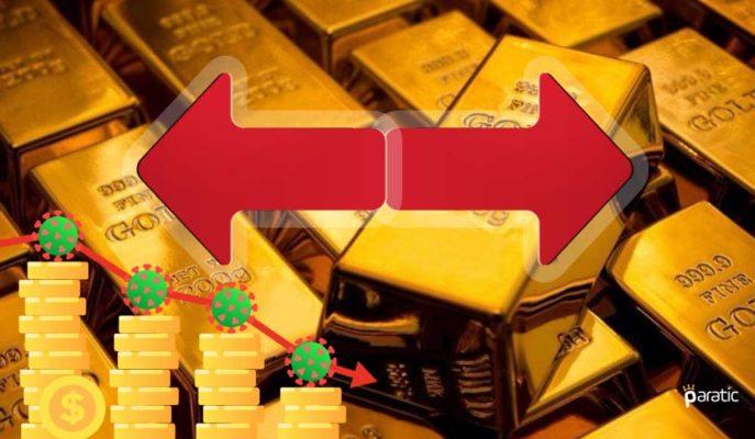 Altın Fiyatları Koronavirüste İkinci Dalga İhtimalleriyle Sakinliğini Koruyor