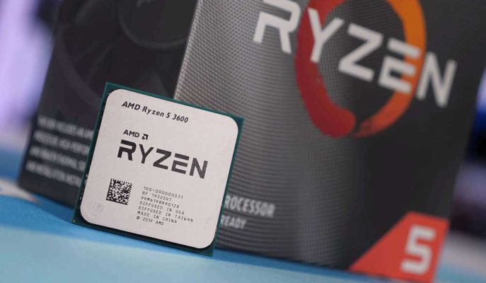 AMD, 2020 Avrupa Donanım Ödülleri'ne Damgasını Vurdu