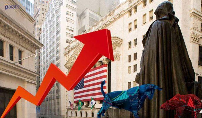 Amerikan Hisseleri İyi Gelen Perakende Satışlarla %3'ten Fazla Primlendi