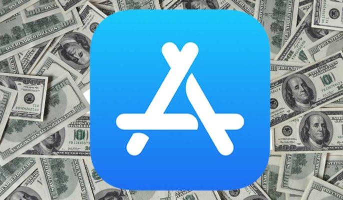 iOS Mağazası App Store 2019'da 500 Milyar Dolar İşlem Hacmini Aştı