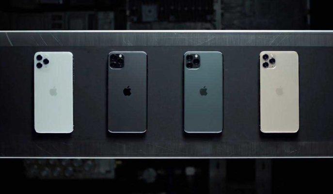 Apple'ın Amiral Gemisi iPhone Modelleri Yılın İlk Çeyreğinde İpi Göğüsledi
