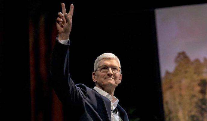 Apple CEO'su Tim Cook Irkçılığa Karşı Çarpıcı Açıklamalarda Bulundu