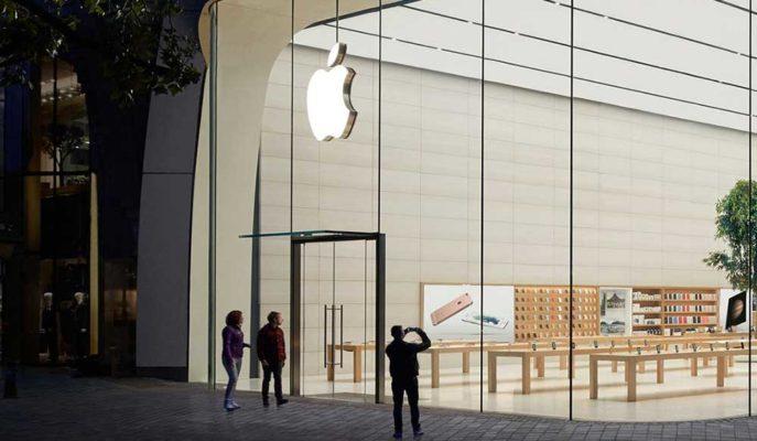 Apple COVID-19 Nedeniyle ABD'de Bazı Eyaletlerdeki Mağazalarını Yeniden Kapatıyor