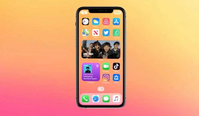 Apple, iOS 14 ile TikTok'un Kullanıcı Erişimi Kısıtlıyor