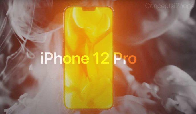 Apple'ın Beklenen Amiral Gemisi iPhone 12 Pro'nun Gerçeğe Yakın Konsepti