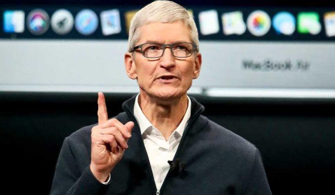 Apple Irkçılığa Karşı Mücadeleye Maddi Yardımda Bulunacak