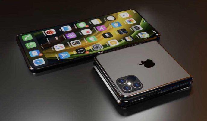 Apple Gelecek Yıllarda Katlanabilir iPhone Modeli Tanıtabilir