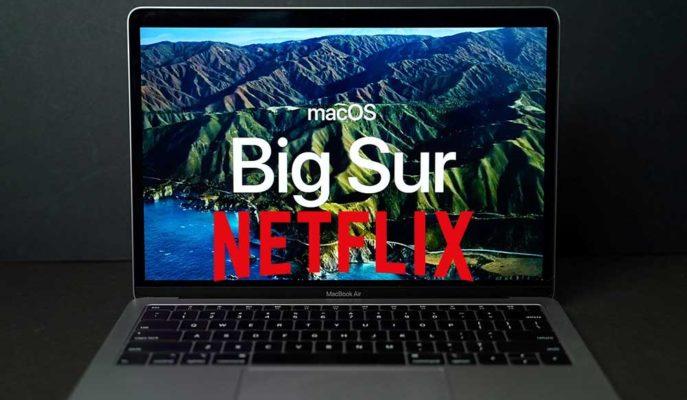 Apple'ın macOS Güncellemesi ile Netflix Safari'de 4K İzlenebilecek