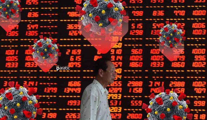 Asya Piyasaları Yeniden Artan Virüs Sayısı ile Geriledi