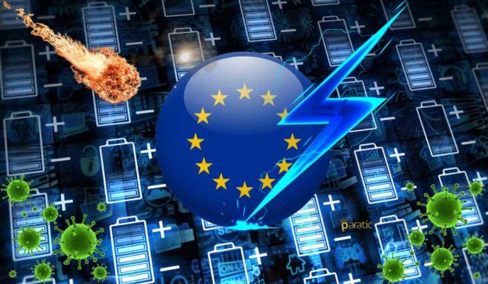 Avrupa Borsaları Ekonomik Toparlanma Umutlarına Rağmen Geriliyor