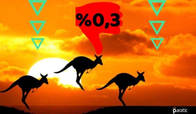 Avustralya Ekonomisi 1Ç20'de %0,3 Daralarak Beklentileri Yanıltmadı