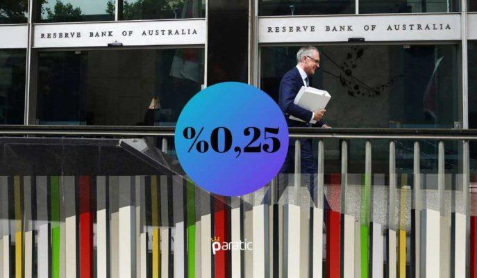 Avustralya Merkez Bankası Haziran Toplantısında da Faizleri Değiştirmedi