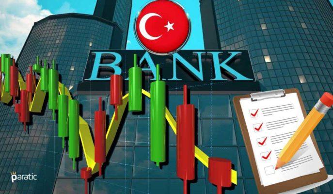 Bankacılık Endeksi S&P Değerlendirmesi Sonrası %2'den Fazla Geriledi