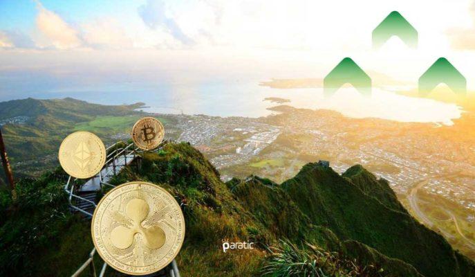 Bitcoin, Ripple ve Ethereum Haziran için Kazanca İşaret Ediyor
