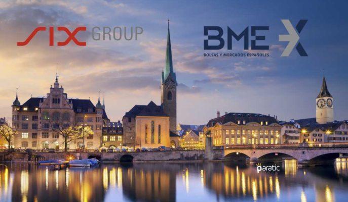 BME'yi Alan İsviçreli SIX, AB'nin En Büyük 3. Borsa Operatörü Oldu