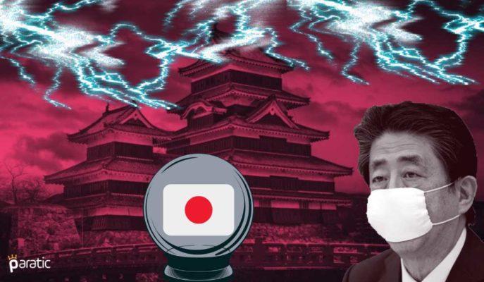 BOJ/Kuroda 2Ç20'de Negatif Büyüme için Uyarırken IMF Yıl için %5,8 Düşüş Gördü