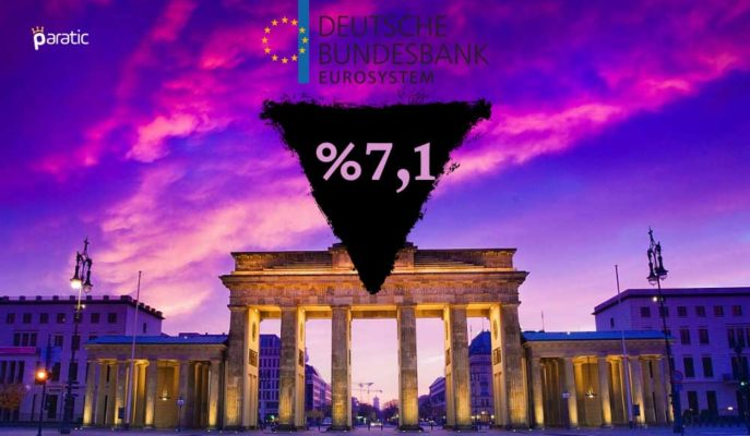 Bundesbank, Almanya'nın 2020'de %7,1 Daralacağını Söylese de Sonrası için İyimser