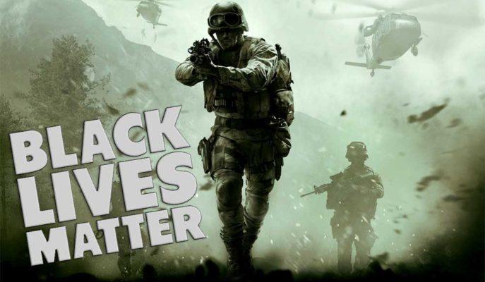 Call of Duty: Modern Warfare ve Warzone Oyunları Irkçılığa Karşı Mesajlarına Yenisini Ekledi