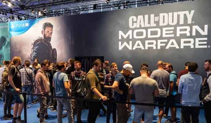 Call of Duty Oyunlarının Sezon Faaliyetleri ABD Olayları Nedeniyle Durduruldu
