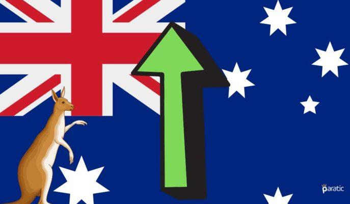 CBA, Avustralya GSYİH'si için Düşüş Tahminini Yukarı Yönlü Revize Etti