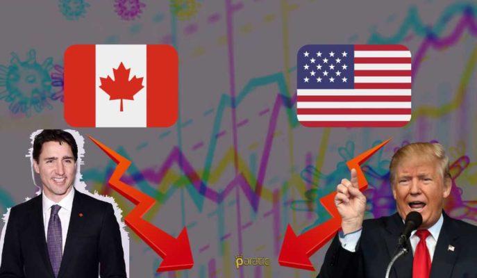 CIBC Tahmini: 2020'de ABD Yüzde 5, Kanada Yüzde 6,2 Daralacak
