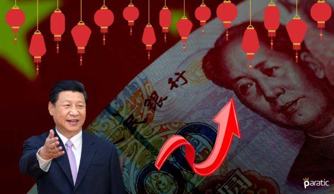 Çin Ekonomisi Mayıs'ta İyileşmeye Devam Etti