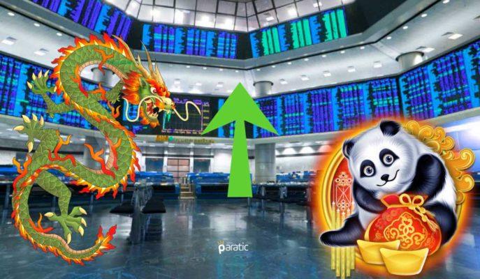 Çin'den Gelen Verilerle Asya Endeksleri Haziran Ayına Güçlü Başladı