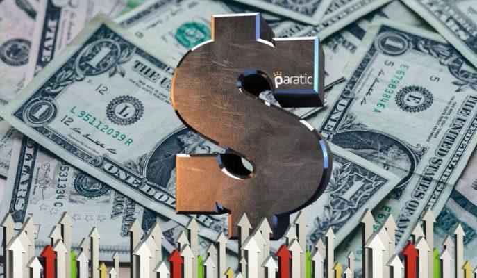 Dolar Yurt İçi Ekonomik Verileri Sonrası 6,85 Üstünde Seyrediyor