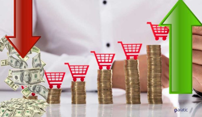 Yıl Sonu Dolar Kuru Tahmini 6,99'a Düşürülürken, Enflasyon %9,54'e Yükseltildi