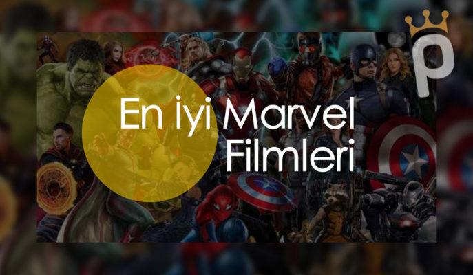 En İyi 22 Marvel Filmi (2020 Güncel Liste)