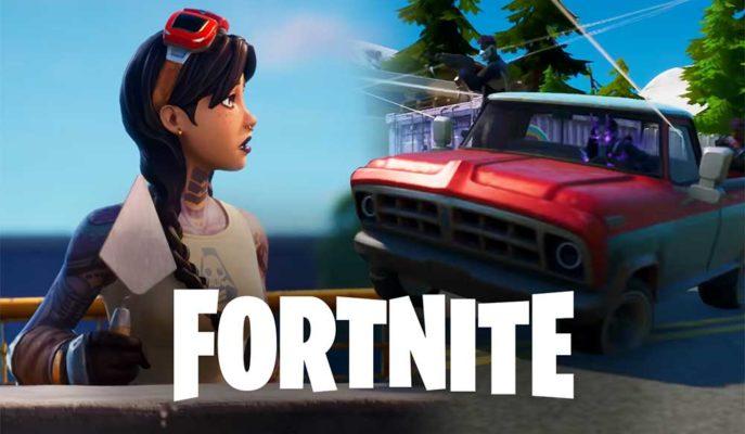 Epic Games, Fortnite Oyununda Irkçılığa Karşı Polis Araçlarını Kaldırdı