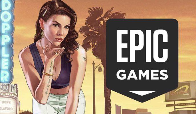 Epic Games Store, GTA V'in Ücretsiz Dağıtılması İle Beraber Kullanıcı Sayısını Katladı