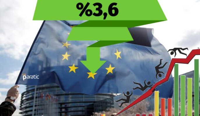 Euro Bölgesi GSYİH'si İkinci Okumada Ekonominin 1Ç20'de %3,6 Daraldığını Söyledi
