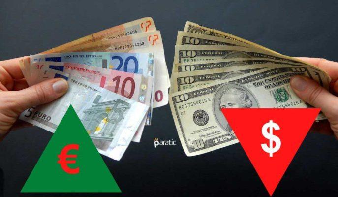 Euro, Dolar Karşısında Son 7 Yılın En Uzun Yükseliş Serisinde