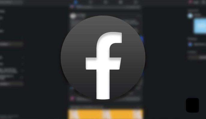 Facebook, Android'den Sonra iOS için de Karanlık Mod Özelliğini Test Etmeye Başladı