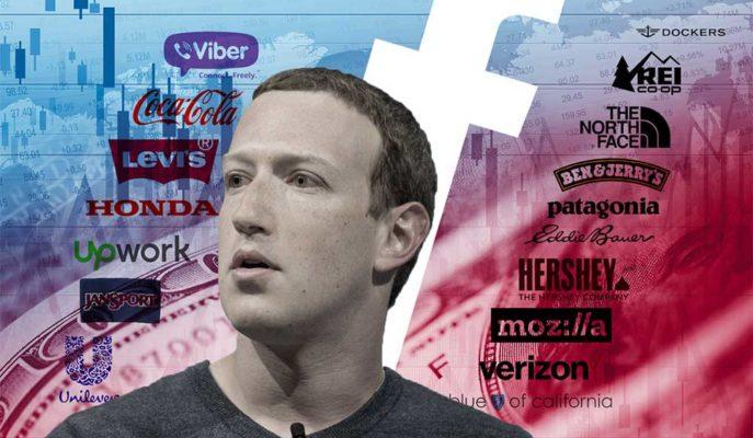 Facebook'un Irkçılığa Karşı Sessiz Kalması Şirkete Pahalıya Patlıyor