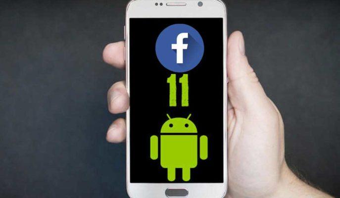 Facebook Messenger'da Sohbet Balonları Android 11 ile Değişiyor