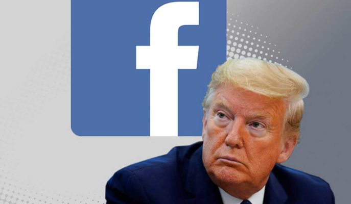 Facebook, Trump'ın Seçim Kampanyasında Kullanacağı Reklamını Engelledi