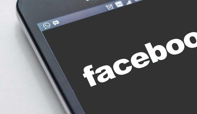 Facebook Android Uygulaması için Karanlık Mod Yolda
