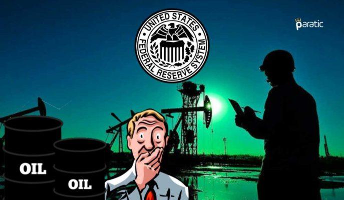 FED Kararı ve ABD'deki Stok Artışı Ham Petrol Fiyatlarını Aşağı Çekti