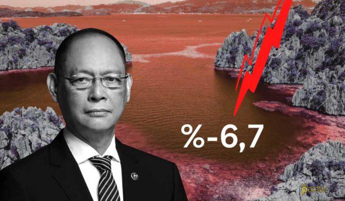 Filipinler MB Başkanı Ekonomi için 2Ç20'de %6,7 Daralma Öngördü