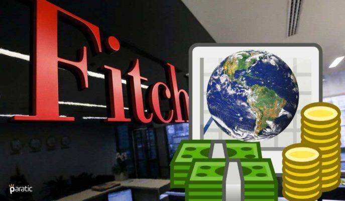 Ekonomik Bozulmanın Azaldığını Bildiren Fitch, %4,6 Daralma Tahminini Değiştirmedi