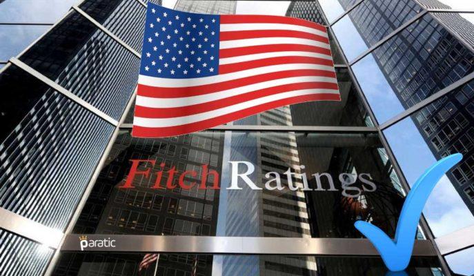 """Fitch Ratings: """"ABD'nin Mayıs GSYİH Yıllık Daralması Daha Az Korkutucu"""""""