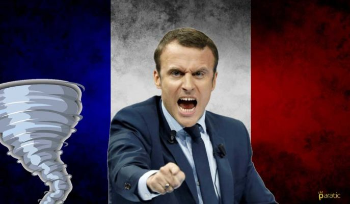 Fransa GSYİH'si 2020'de %10,3 Küçülürken 1 Milyon İş Kaybı Olacak