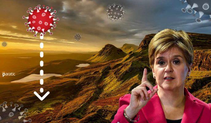 Gelişmiş Dünyanın En Kötü Ekonomisi Olması Beklenen İskoçya, Nisan'da %18,9 Daraldı